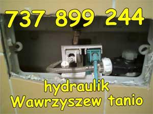 hydraulik Wawrzyszew tanio